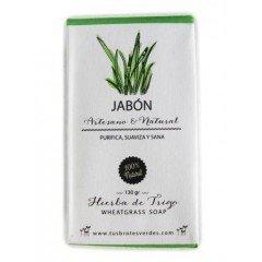 Jabón de Zumo de Hierba de Trigo ECO 130 gr