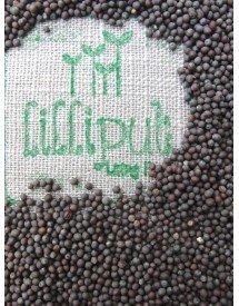 Semillas de Mizuna Rojo para germinar ecológicas