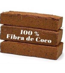 Fibra de coco compacta (bloque)