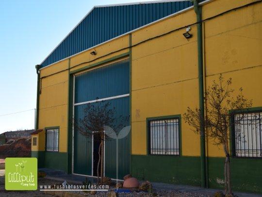 Almcén en Quintanar del Rey