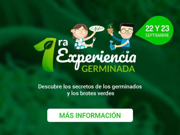 Experiencia germinados 2018